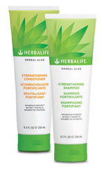 Herbalife Strengthening Shampoo and Conditioner